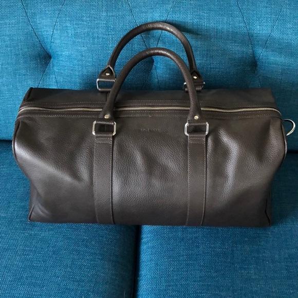 Cole Haan Handbags - NWT Cole Haan Leather Duffle Bag 2306aba85bb42